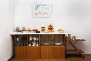 Colazione inclusa camera sara